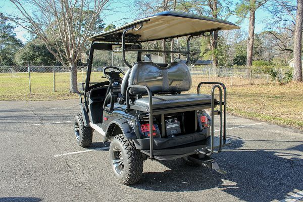 4pr Lifted Golf Cart 4