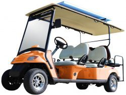Bintelli 6PR XLC Street Legal Golf Cart