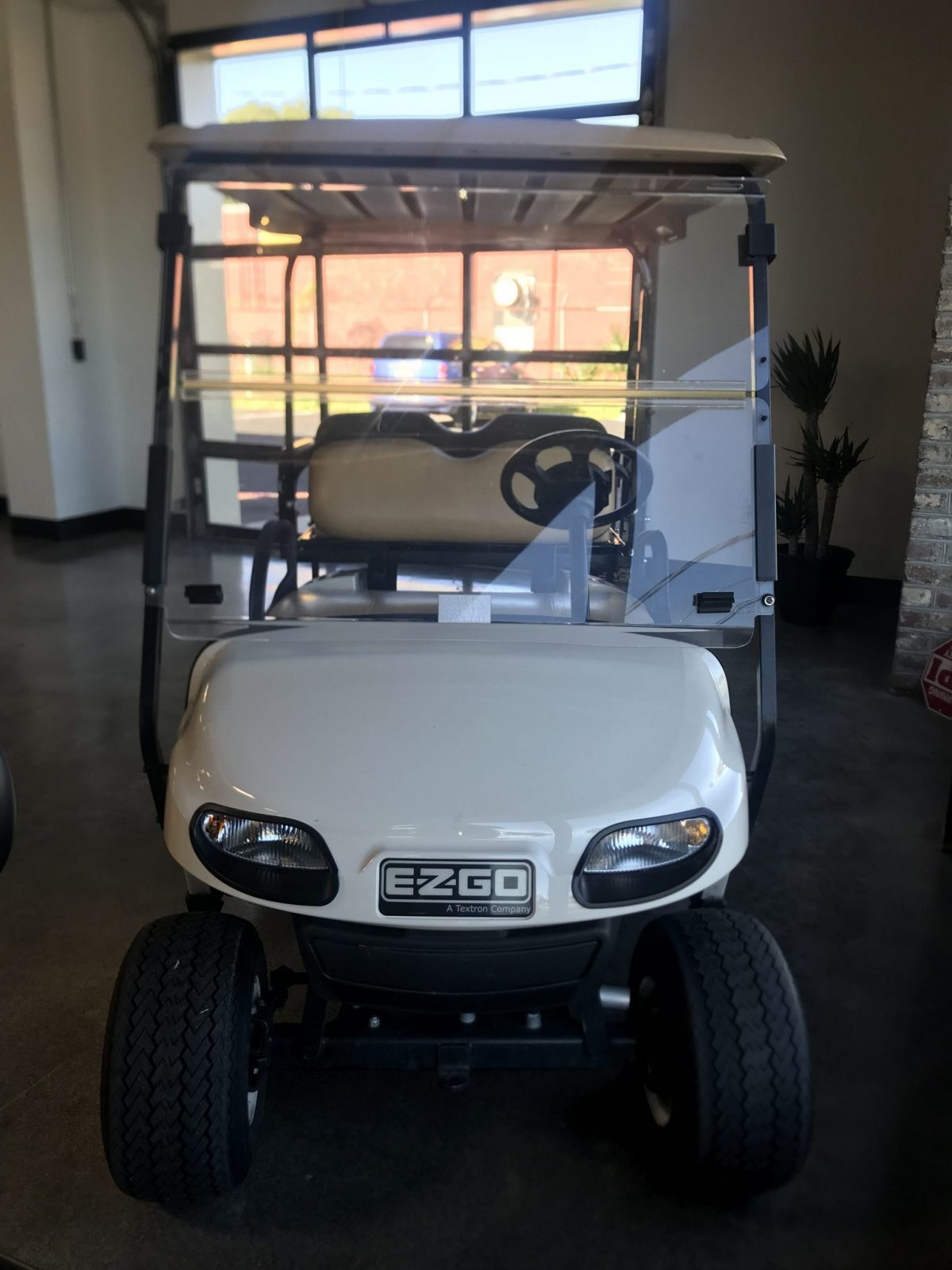 2015 E-Z-GO TXT Golf Cart For Sale in Charleston on white and blue golf cart, white go cart, white custom golf cart, white yamaha golf cart, white gas golf cart, white hummer golf cart,