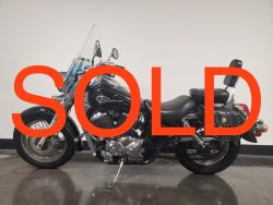2002 Honda VT750CDA2 SHADOW ACE DLX